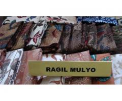 """Batik Tulis """"Ragil Mulyo"""""""