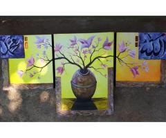 U'ong Art - Terima Pesanan Lukisan dan Kaligrafi - Hubungi 082134516046