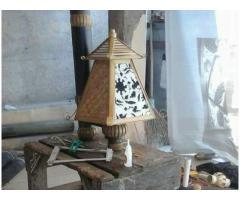 Kerajinan Lampion Bambu Dukuhsalam  - Hubungi WA 085325236080