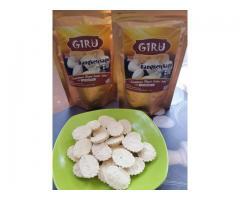 G1RU Snack: Kue Madumongo, Bangket Sagu dan lainnya - Hubungi 081902665400