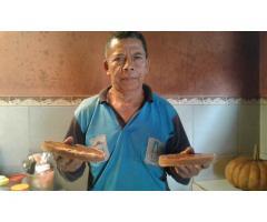 Jono, Peracik Gula Aren asal Desa Dukuh Tengah