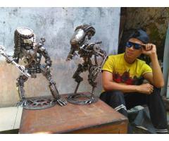 Miniatur Robot, Minat Hubungi Umar  087821553051
