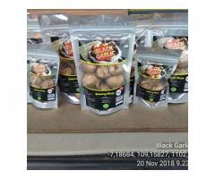 Olah Bawang Putih Menjadi Black Garlic